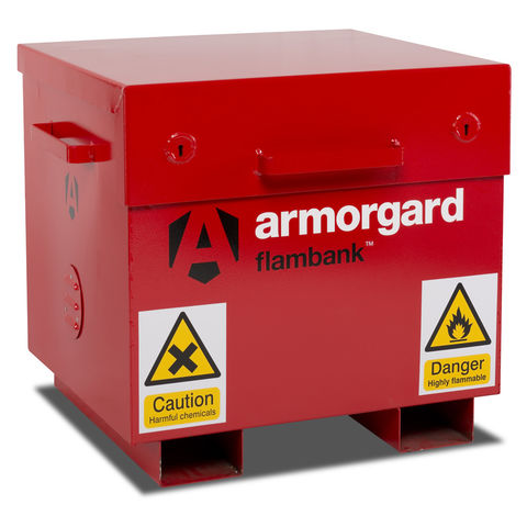 Flambank Hazardous Storage Box