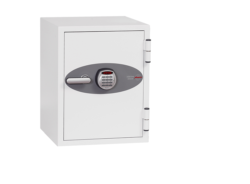Phoenix Datacare DS2002E Size 2 Data Safe with Electronic Lock - Buy Safes Online Co. UK
