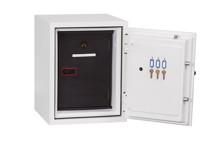 Phoenix Datacare DS2002F Size 2 Data Safe with Fingerprint Lock - Buy Safes Online Co. UK