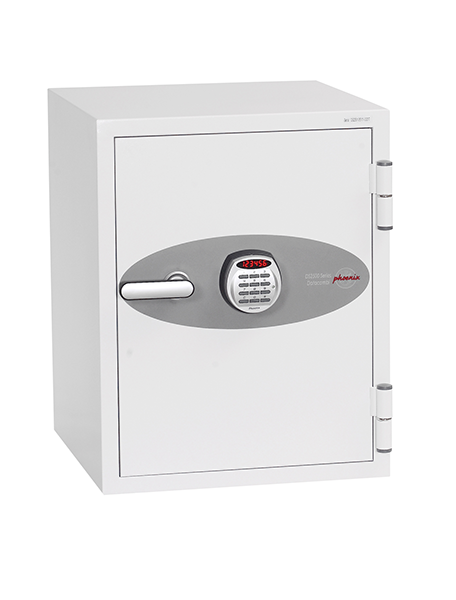 Phoenix Datacombi DS2501E Size 1 Data Safe with Electronic Lock - Buy Safes Online Co. UK
