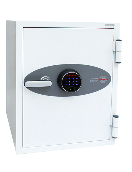 Phoenix Datacombi DS2501F Size 1 Data Safe with Fingerprint Lock - Buy Safes Online Co. UK