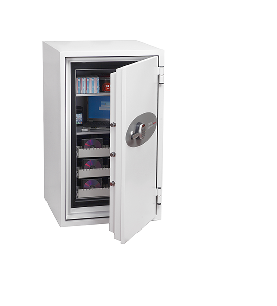 Phoenix Data Commander DS4621E Size 1 Data Safe with Electronic Lock - Buy Safes Online Co. UK