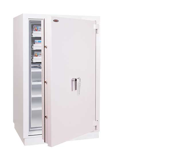 Phoenix Millennium Duplex DS4653E Size 3 Data & Grade I Security Safe with Electronic Lock - Buy Safes Online Co. UK
