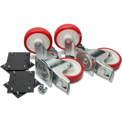 "6"" Super heavy-duty Castors to suit"