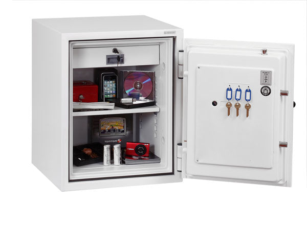 Phoenix Fire Fighter FS0441E Size 1 Fire Safe with Electronic Lock - Buy Safes Online Co. UK