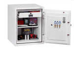 Phoenix Fire Fighter FS0441K Size 1 Fire Safe with Key Lock - Buy Safes Online Co. UK