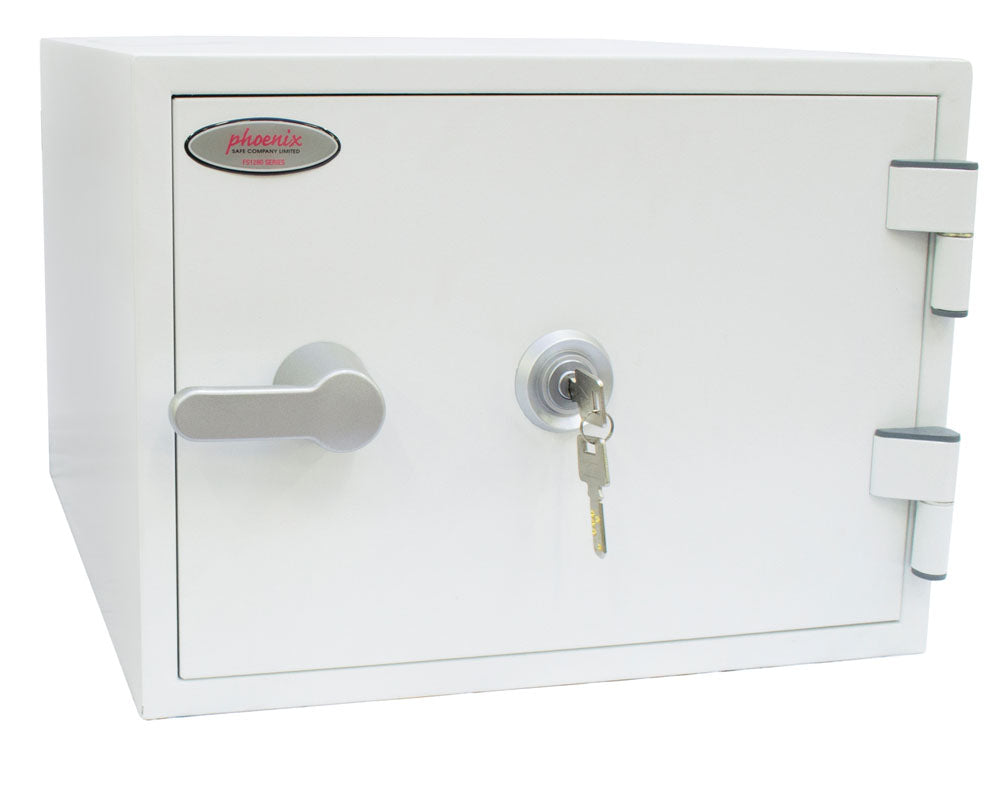 Phoenix Titan FS1281K Size 1 Fire & Security Safe with Key Lock - Buy Safes Online Co. UK