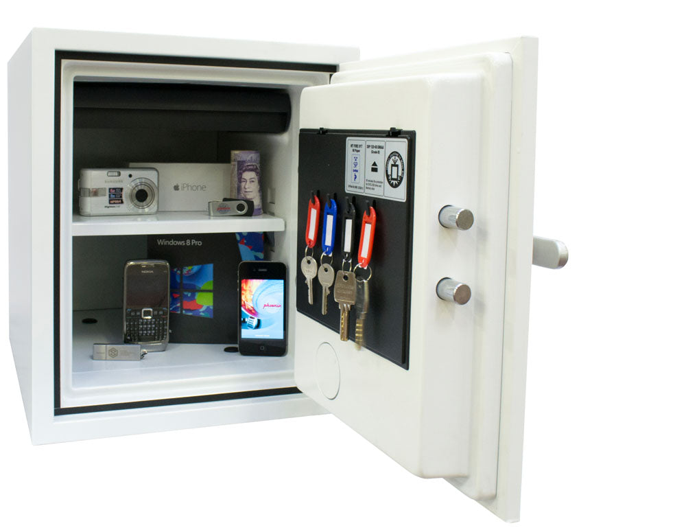 Phoenix Titan FS1282F Size 2 Fire & Security Safe with Fingerprint Lock - Buy Safes Online Co. UK