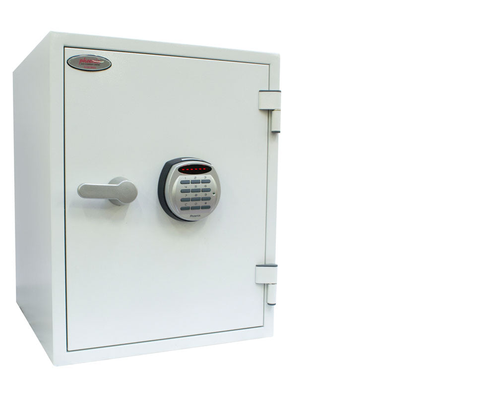 Phoenix Titan FS1283E Size 3 Fire & Security Safe with Electronic Lock - Buy Safes Online Co. UK