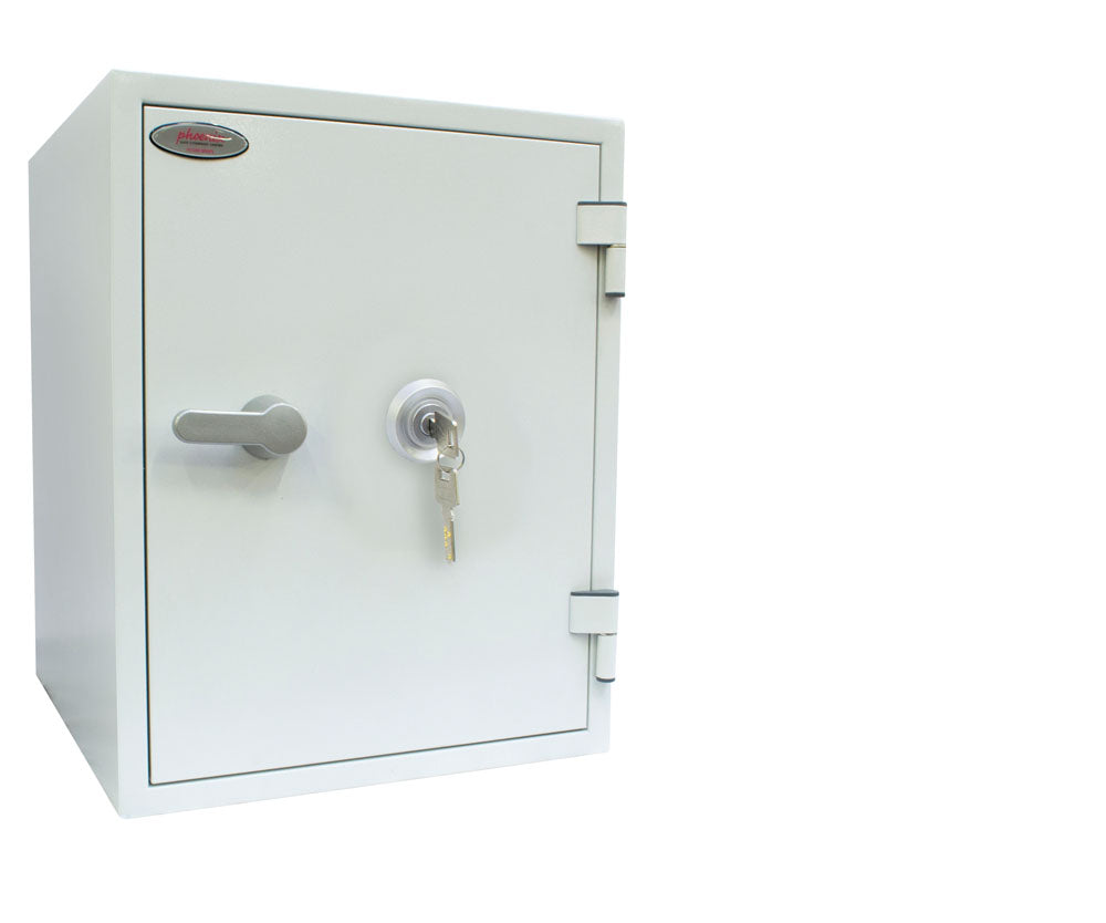 Phoenix Titan FS1283K Size 3 Fire & Security Safe with Key Lock - Buy Safes Online Co. UK