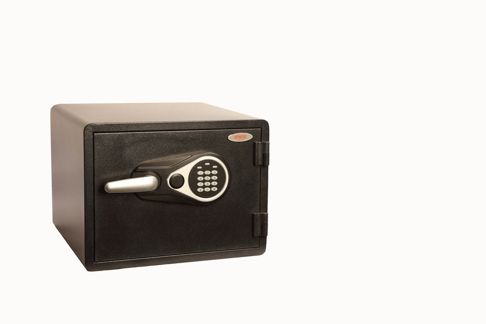Phoenix Titan Aqua FS1291E Size 1 Water, Fire & Security Safe with Electronic Lock - Buy Safes Online Co. UK