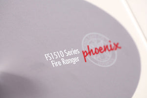 Phoenix Fire Ranger FS1511F Size 1 Fire Safe with Fingerprint Lock - Buy Safes Online Co. UK