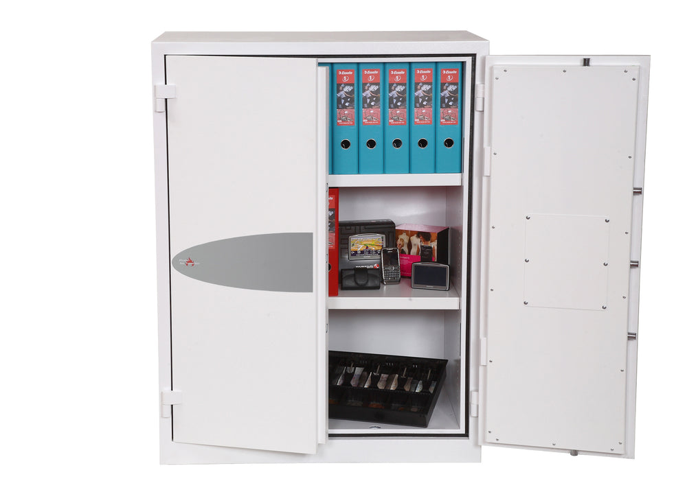Phoenix Firechief FS1652E Size 2 Fire & S1 Security Safe with Electronic Lock - Buy Safes Online Co. UK