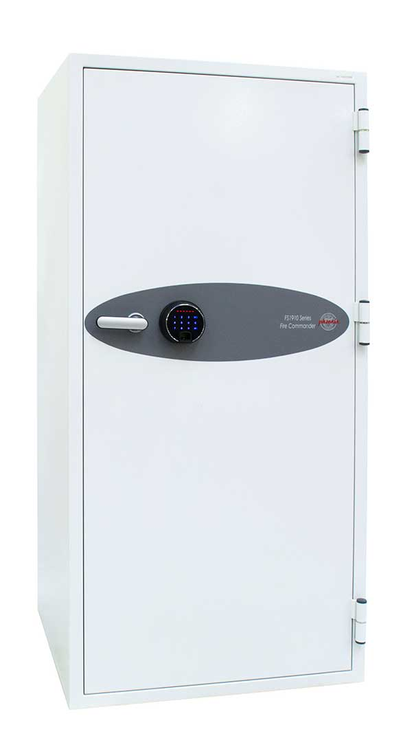 Phoenix Fire Commander FS1912F Size 2 Fire Safe with Fingerprint Lock - Buy Safes Online Co. UK