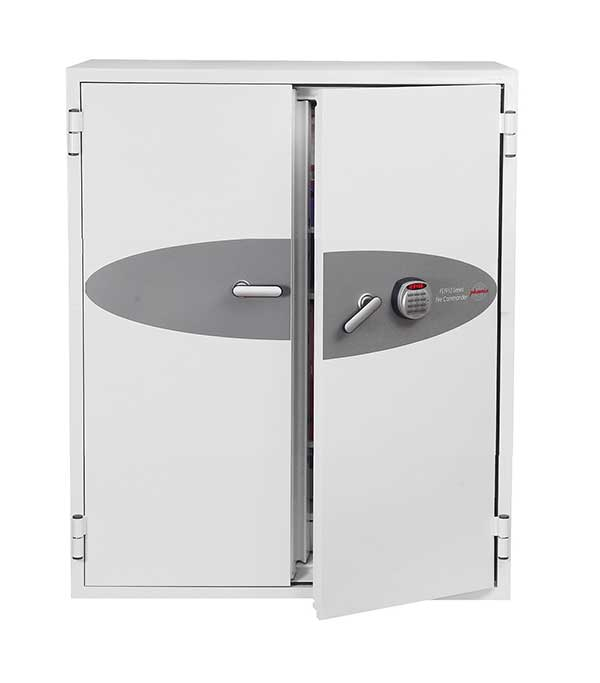 Phoenix Fire Commander FS1913E Size 3 Fire Safe with Electronic Lock - Buy Safes Online Co. UK
