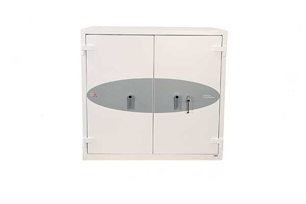 Phoenix Fire Commander Pro FS1921K Size 1 S2 Security Fire Safe with Key Lock - Buy Safes Online Co. UK