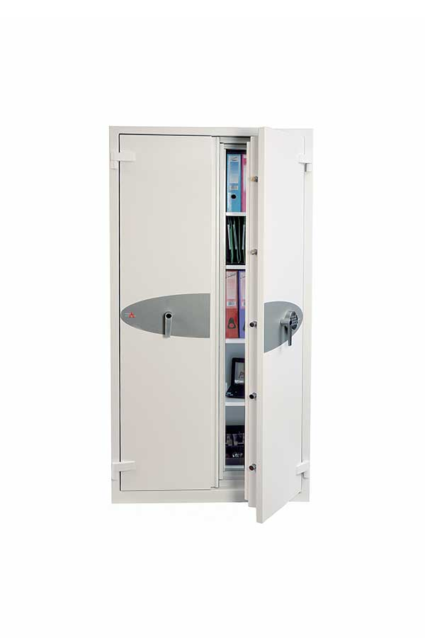 Phoenix Fire Commander Pro FS1922E Size 2 S2 Security Fire Safe with Electronic Lock - Buy Safes Online Co. UK