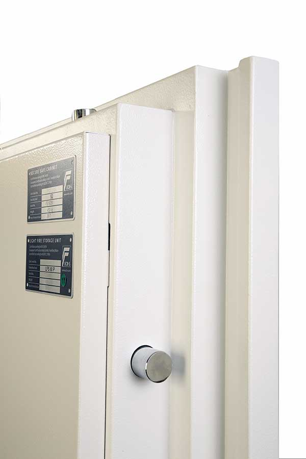 Phoenix Fire Commander Pro FS1923E Size 3 S2 Security Fire Safe with Electronic Lock - Buy Safes Online Co. UK