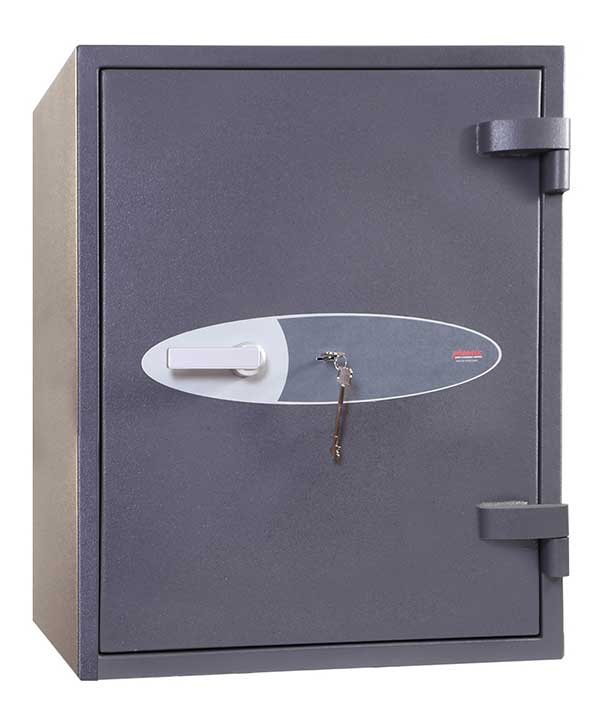 Phoenix Neptune HS1054K Size 4 High Security Euro Grade 1 Safe with Key Lock - Buy Safes Online Co. UK