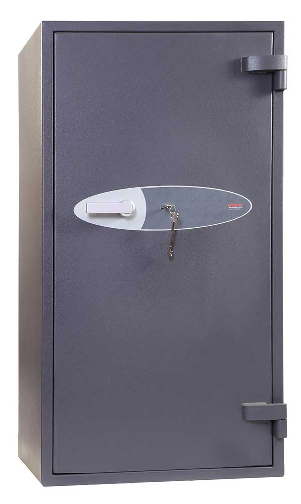 Phoenix Neptune HS1055K Size 5 High Security Euro Grade 1 Safe with Key Lock - Buy Safes Online Co. UK