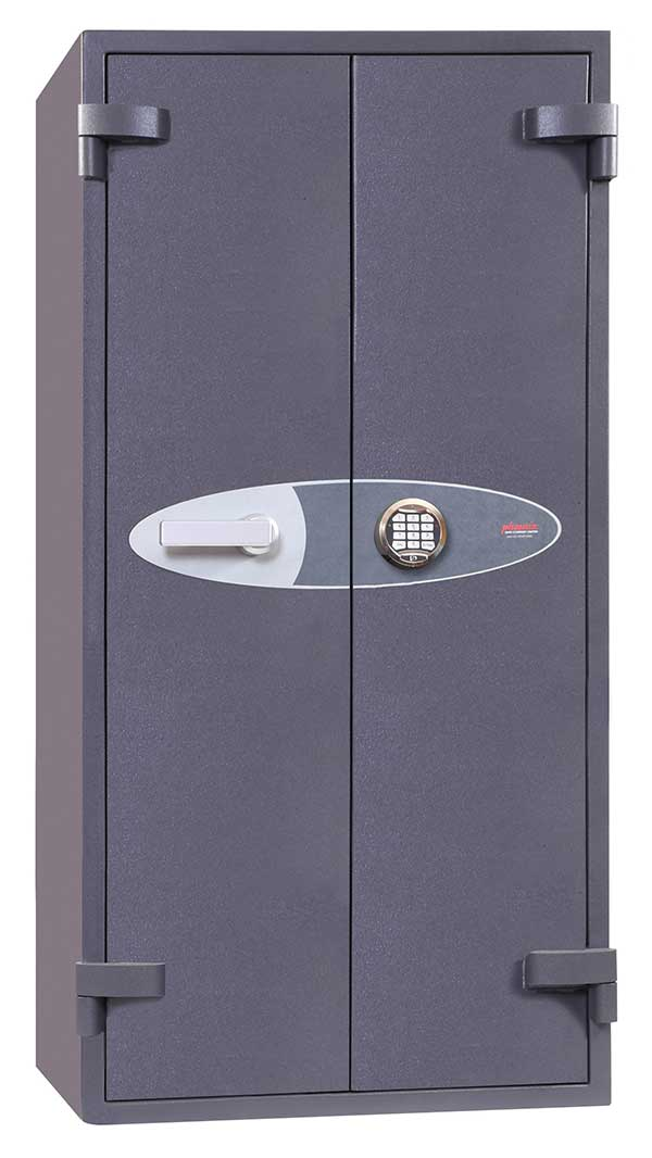 Phoenix Neptune HS1056E Size 6 High Security Euro Grade 1 Safe with Electronic Lock - Buy Safes Online Co. UK