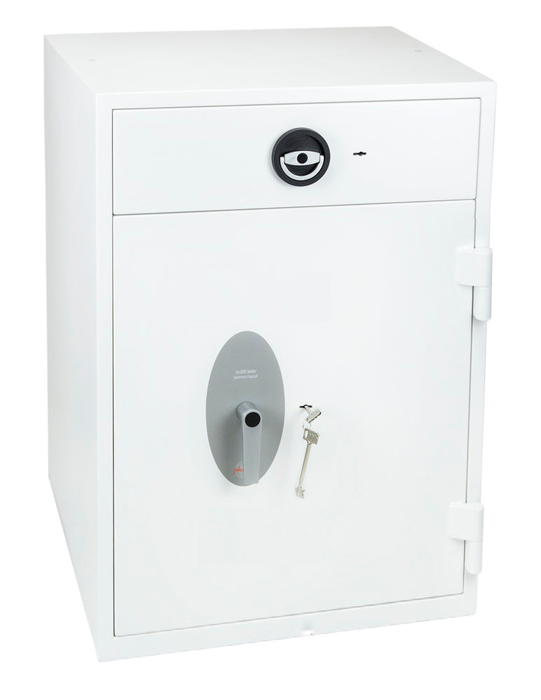 Phoenix Diamond Deposit HS1092KD Size 3 High Security Euro Grade 1 Deposit Safe with Key Lock - Buy Safes Online Co. UK