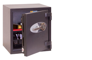 Phoenix Mercury HS2051E Size 1 High Security Euro Grade 2 Safe with Electronic Lock - Buy Safes Online Co. UK