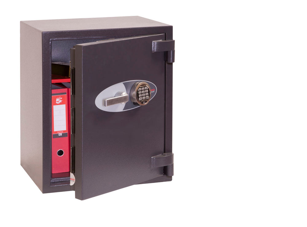 Phoenix Mercury HS2052E Size 2 High Security Euro Grade 2 Safe with Electronic Lock - Buy Safes Online Co. UK