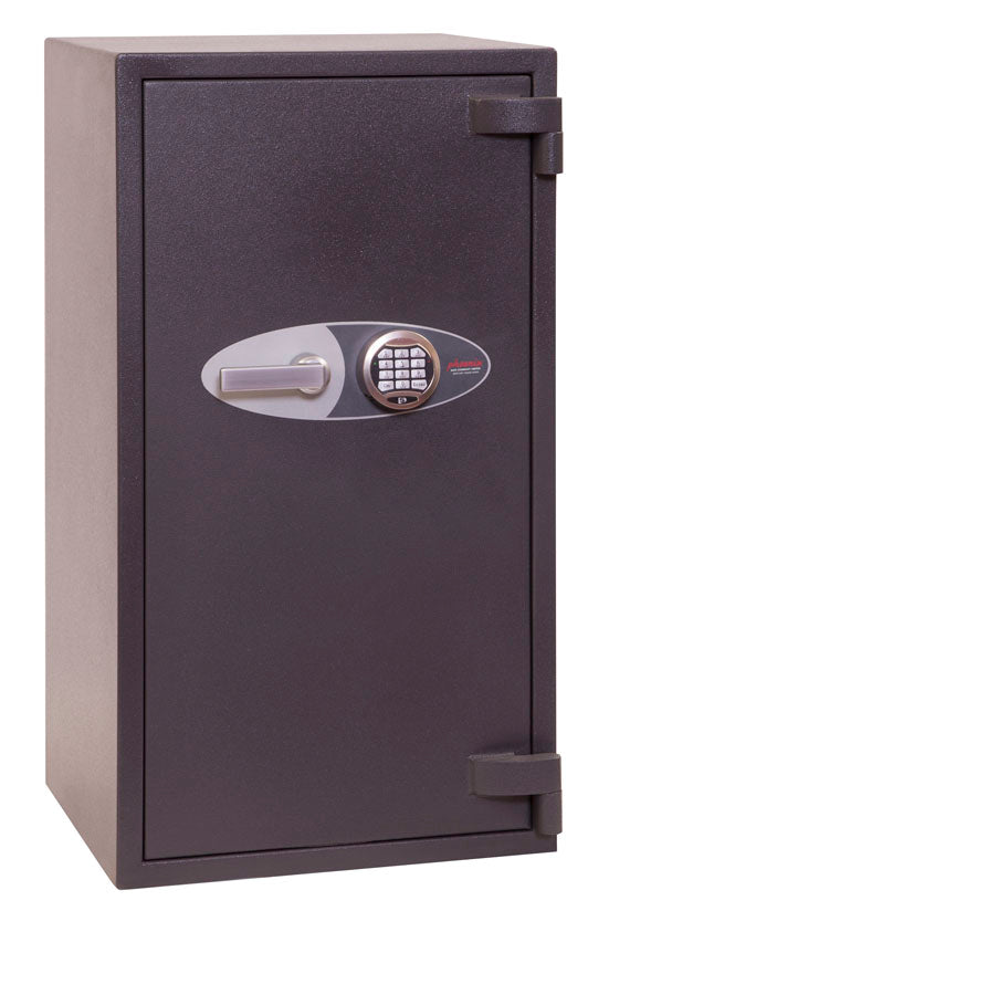 Phoenix Mercury HS2053E Size 3 High Security Euro Grade 2 Safe with Electronic Lock - Buy Safes Online Co. UK
