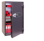 Phoenix Mercury HS2055E Size 5 High Security Euro Grade 2 Safe with Electronic Lock - Buy Safes Online Co. UK