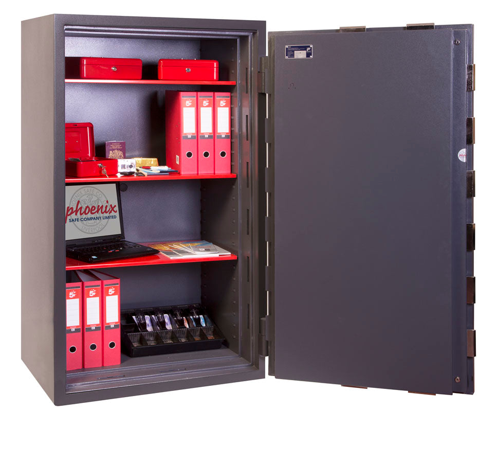 Phoenix Elara HS3555E Size 5 High Security Euro Grade 3 Safe with Electronic Lock - Buy Safes Online Co. UK