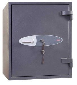 Phoenix Cosmos HS9071K Size 1 High Security Euro Grade 5 Safe with 2 Key Locks - Buy Safes Online Co. UK