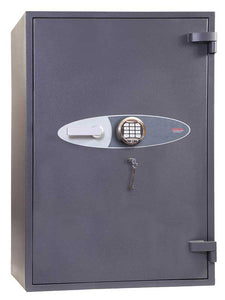 Phoenix Cosmos HS9073E Size 3 High Security Euro Grade 5 Safe with Electronic & Key Lock - Buy Safes Online Co. UK