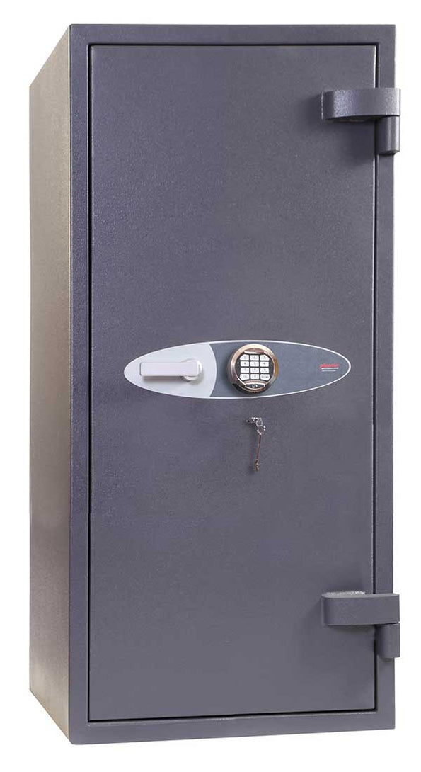 Phoenix Cosmos HS9075E Size 5 High Security Euro Grade 5 Safe with Electronic & Key Lock - Buy Safes Online Co. UK