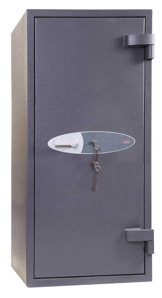 Phoenix Cosmos HS9075K Size 5 High Security Euro Grade 5 Safe with 2 Key Locks - Buy Safes Online Co. UK
