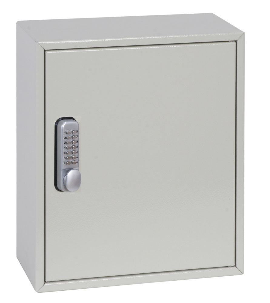 Phoenix Deep Plus & Padlock Key Cabinet KC0501M 24 Hook with Mechanical Combination Lock - Buy Safes Online Co. UK