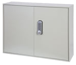 Phoenix Deep Plus & Padlock Key Cabinet KC0503M 50 Hook with Mechanical Combination Lock - Buy Safes Online Co. UK
