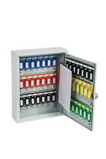 Phoenix Commercial Key Cabinet KC0601S 42 Hook with Electronic Lock & Push Shut Latch. - Buy Safes Online Co. UK