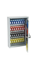 Phoenix Commercial Key Cabinet KC0602S 64 Hook with Electronic Lock & Push Shut Latch. - Buy Safes Online Co. UK