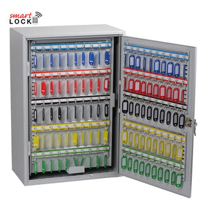 Phoenix Commercial Key Cabinet KC0604N 200 Hook with Net Code Electronic Lock. - Buy Safes Online Co. UK