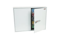 Phoenix Commercial Key Cabinet KC0606E 400 Hook with Electronic Lock. - Buy Safes Online Co. UK