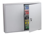 Phoenix Commercial Key Cabinet KC0607K 600 Hook with Key Lock. - Buy Safes Online Co. UK