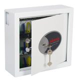 Phoenix Cygnus Key Deposit Safe KS0031K 30 Hook with Key Lock - Buy Safes Online Co. UK