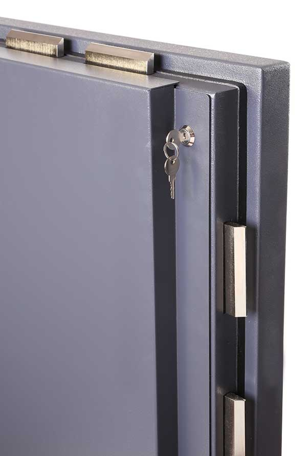 Phoenix Planet HS6076K Size 6 High Security Euro Grade 4 Safe with 2 Key Locks - Buy Safes Online Co. UK