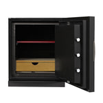 Phoenix Next LS7001FC Luxury Safe Size 1 (Cherry) with Fingerprint Lock - Buy Safes Online Co. UK