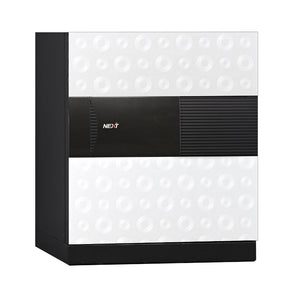 Phoenix Next LS7001FW Luxury Safe Size 1 (White) with Fingerprint Lock - Buy Safes Online Co. UK