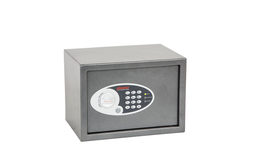 Phoenix Dione SS0301E Hotel Security Safe with Electronic Lock - Buy Safes Online Co. UK
