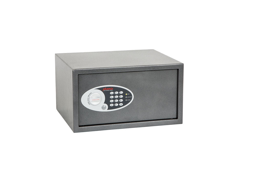 Phoenix Dione SS0302E Hotel Security Safe with Electronic Lock - Buy Safes Online Co. UK