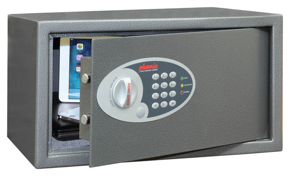 Phoenix Vela Home & Office SS0803E Size 3 Security Safe with Electronic Lock - Buy Safes Online Co. UK