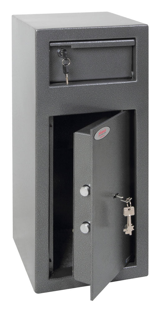 Phoenix SS0992KD Cashier Day Deposit Security Safe with Key Locks - Buy Safes Online Co. UK